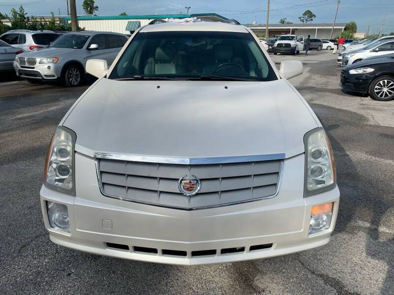 2009 Cadillac SRX for sale at Jamrock Auto Sales of Panama City in Panama City FL