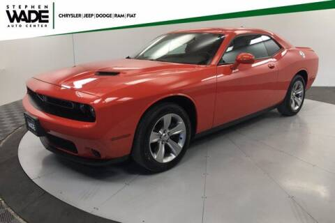 2018 Dodge Challenger for sale at Stephen Wade Pre-Owned Supercenter in Saint George UT