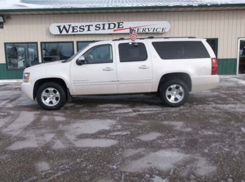 2011 Chevrolet Suburban for sale at West Side Service in Auburndale WI