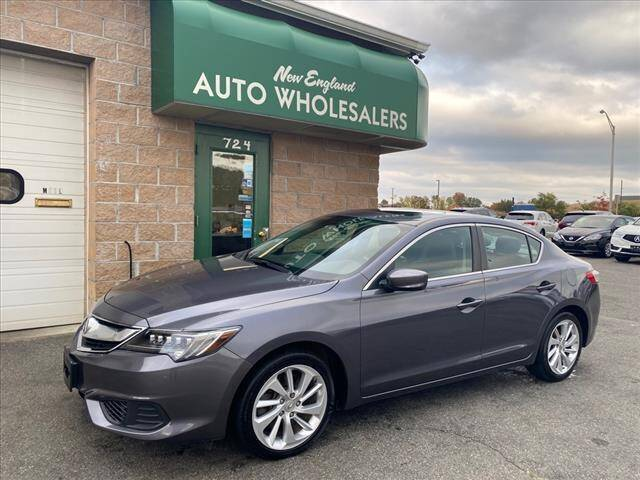 2017 Acura ILX for sale at New England Wholesalers in Springfield MA