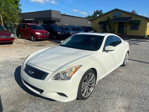 2008 Infiniti G37 for sale at Velocity Autos in Winter Park FL
