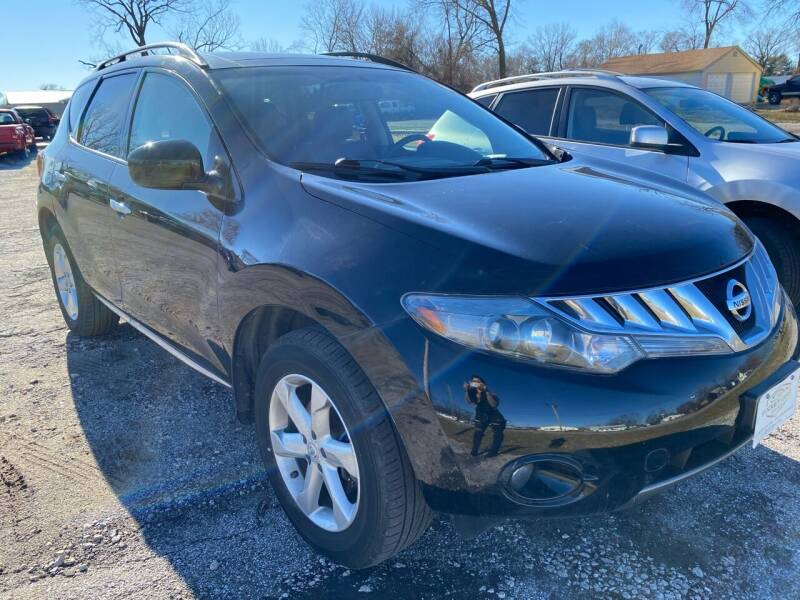 2009 Nissan Murano for sale at Rocket Cars Auto Sales LLC in Des Moines IA
