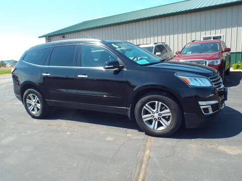2016 Chevrolet Traverse for sale at G & K Supreme in Canton SD
