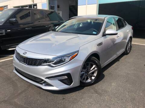 2019 Kia Optima for sale at Best Auto Group in Chantilly VA