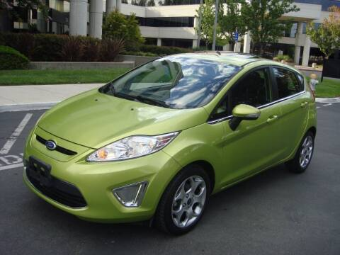 2011 Ford Fiesta for sale at UTU Auto Sales in Sacramento CA