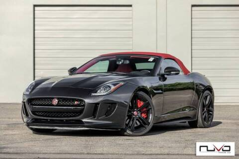 2015 Jaguar F-TYPE for sale at Nuvo Trade in Newport Beach CA