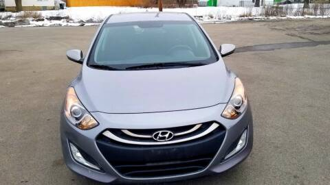 2013 Hyundai Elantra GT for sale at Cleveland Avenue Autoworks in Columbus OH