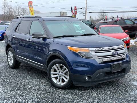 2012 Ford Explorer for sale at A&M Auto Sales in Edgewood MD