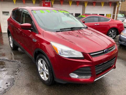 2013 Ford Escape for sale at James Motor Cars in Hartford CT