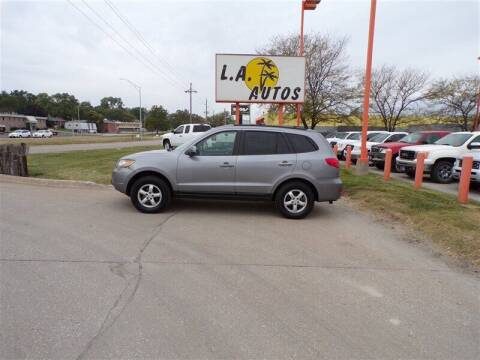 2007 Hyundai Santa Fe for sale at L A AUTOS in Omaha NE