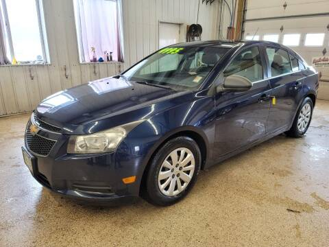 2011 Chevrolet Cruze for sale at Sand's Auto Sales in Cambridge MN