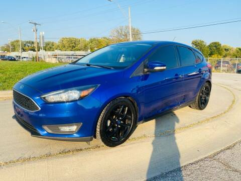2015 Ford Focus for sale at Xtreme Auto Mart LLC in Kansas City MO