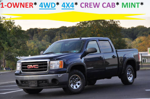 2008 GMC Sierra 1500 for sale at T CAR CARE INC in Philadelphia PA