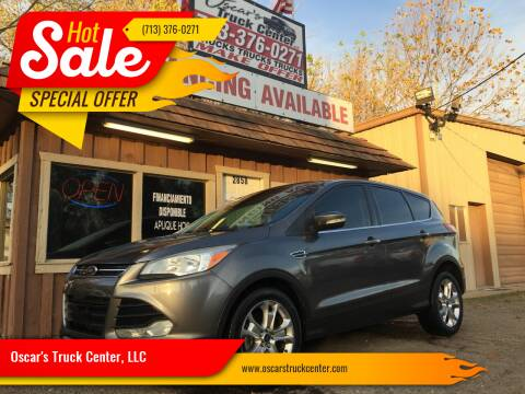 2013 Ford Escape for sale at Oscar's Truck Center, LLC in Houston TX