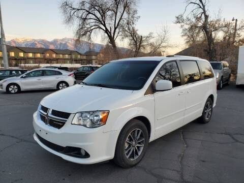 2016 Dodge Grand Caravan for sale at UTAH AUTO EXCHANGE INC in Midvale UT