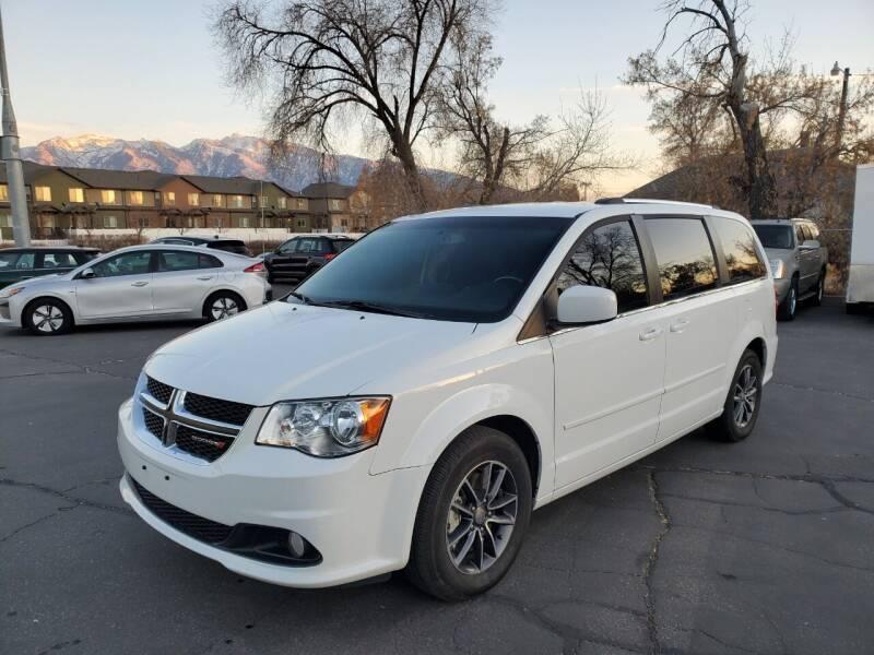 2016 Dodge Grand Caravan for sale at UTAH AUTO EXCHANGE INC in Midvale UT