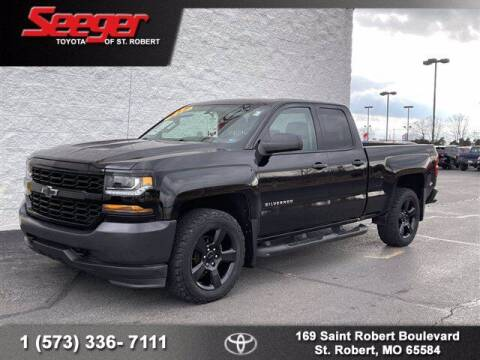 2017 Chevrolet Silverado 1500 for sale at SEEGER TOYOTA OF ST ROBERT in St Robert MO