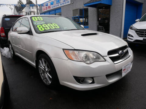 2009 Subaru Legacy for sale at M & R Auto Sales INC. in North Plainfield NJ