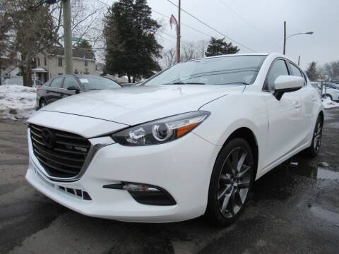 2018 Mazda MAZDA3 for sale at PRESTIGE IMPORT AUTO SALES in Morrisville PA