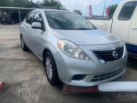 2012 Nissan Versa for sale at Auto America in Ormond Beach FL