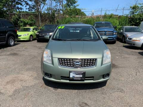 2007 Nissan Sentra for sale at 77 Auto Mall in Newark NJ