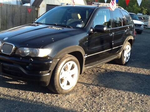 2001 BMW X5 for sale at Lance Motors in Monroe Township NJ