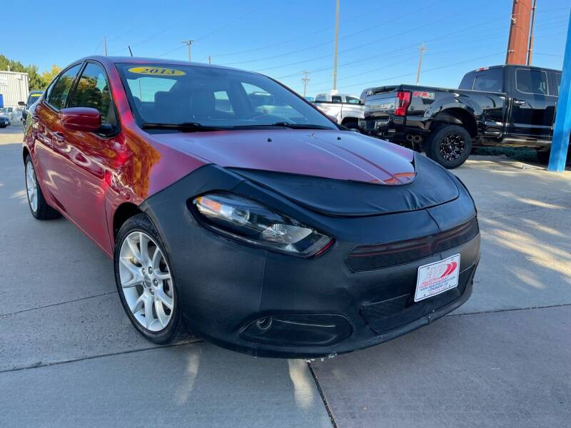 2013 Dodge Dart for sale at AP Auto Brokers in Longmont CO