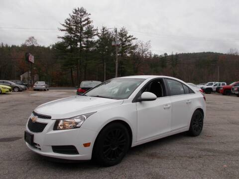 2011 Chevrolet Cruze for sale at Manchester Motorsports in Goffstown NH