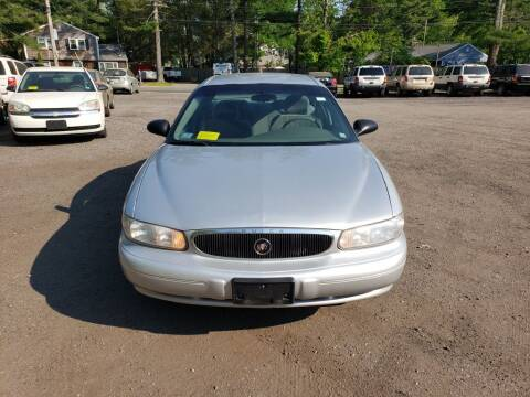 2003 Buick Century for sale at 1st Priority Autos in Middleborough MA