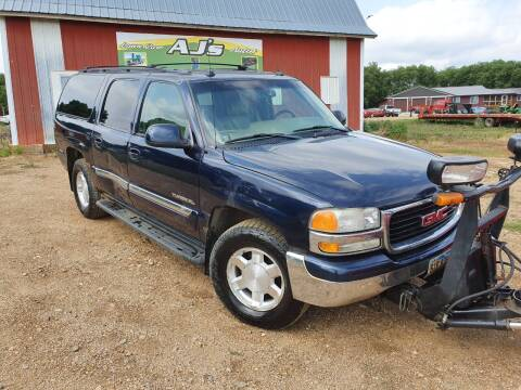 2004 GMC Yukon XL for sale at AJ's Autos in Parker SD