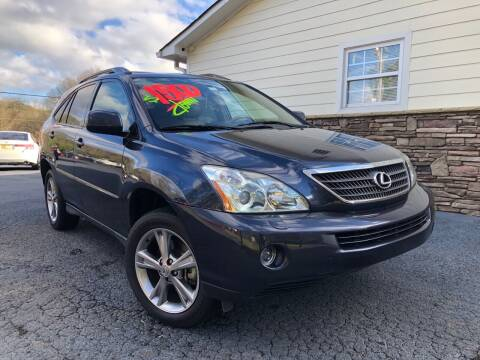 2006 Lexus RX 400h for sale at No Full Coverage Auto Sales in Austell GA