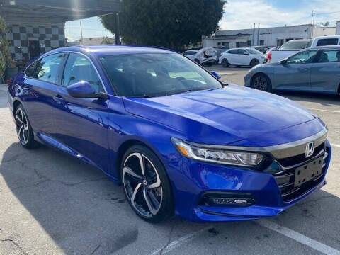 2020 Honda Accord for sale at Ivys Motorsport in Los Angeles CA
