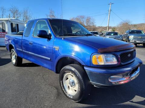 1998 Ford F-150 for sale at Ford's Auto Sales in Kingsport TN