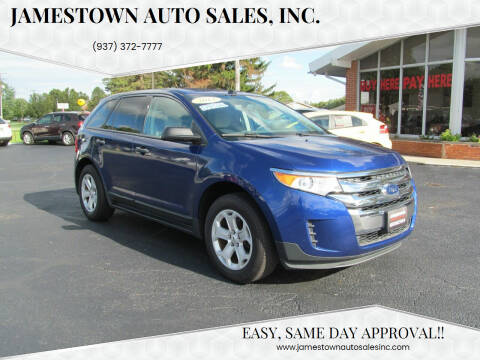 2013 Ford Edge for sale at Jamestown Auto Sales, Inc. in Xenia OH