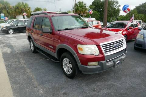 2006 Ford Explorer for sale at J Linn Motors in Clearwater FL