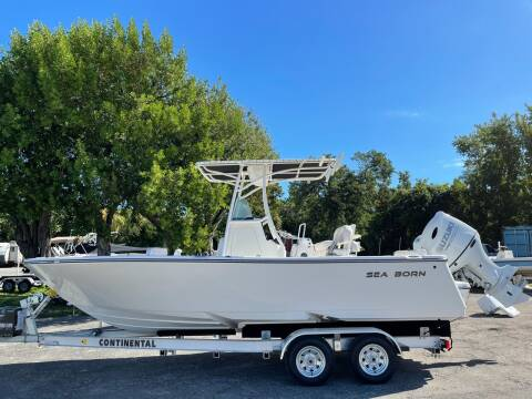 2021 SEA BORN LX22 SE PKG for sale at Key West Kia - Wellings Automotive & Suzuki Marine in Marathon FL
