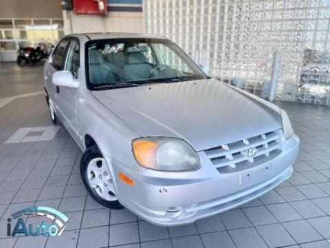 2005 Hyundai Accent for sale at iAuto in Cincinnati OH