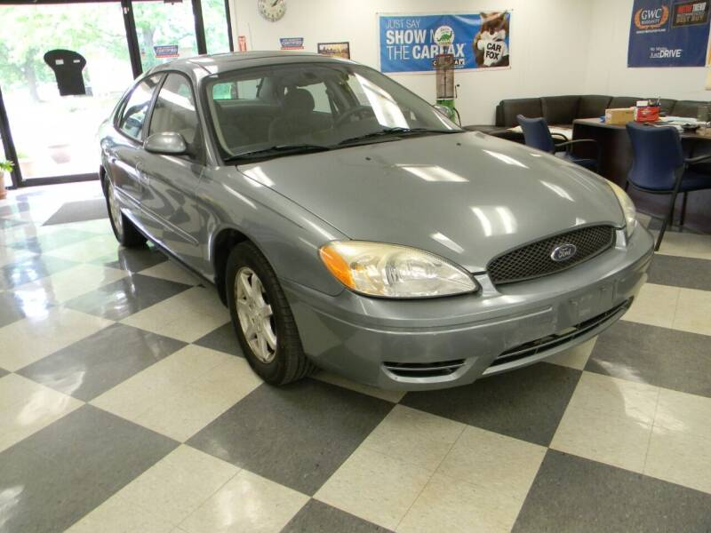 2006 Ford Taurus for sale at Lindenwood Auto Center in Saint Louis MO