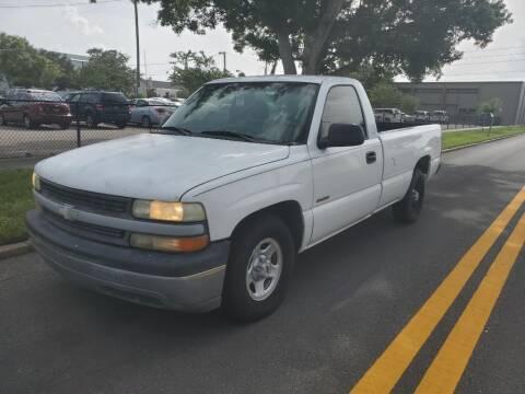 2002 Chevrolet Silverado 1500 for sale at Carlando in Lakeland FL
