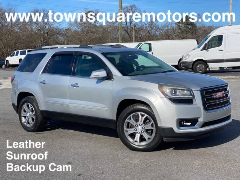 2014 GMC Acadia for sale at Town Square Motors in Lawrenceville GA
