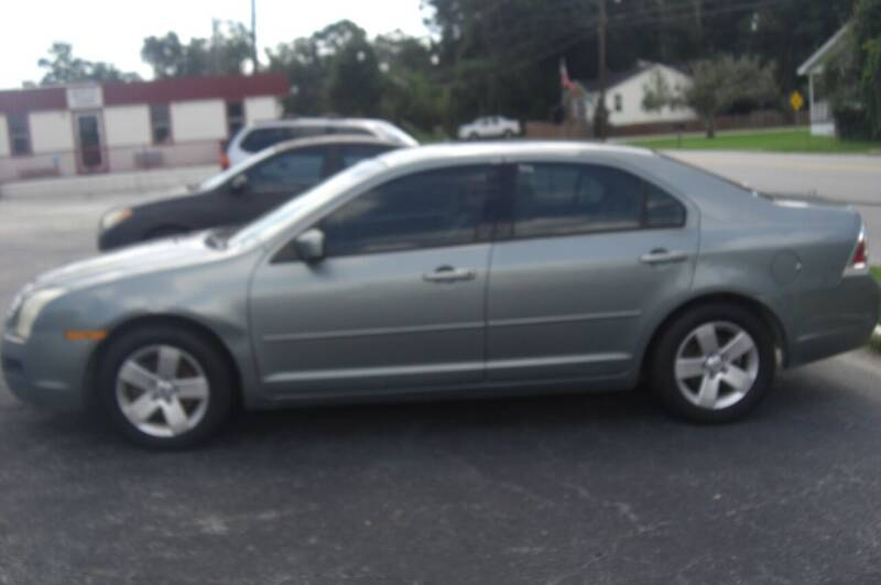 2006 Ford Fusion for sale at CityWide Auto Sales in North Charleston SC