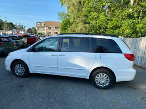 2007 Toyota Sienna for sale at Good Works Auto Sales INC in Ashland MA