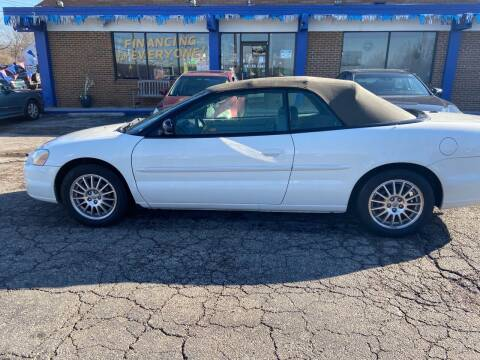 2006 Chrysler Sebring for sale at Duke Automotive Group in Cincinnati OH