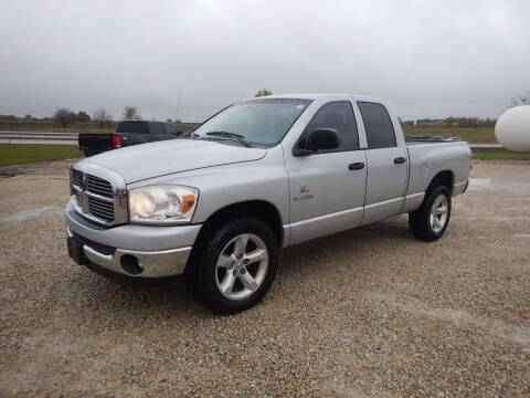 2008 Dodge Ram Pickup 1500 for sale at All Terrain Sales in Eugene MO