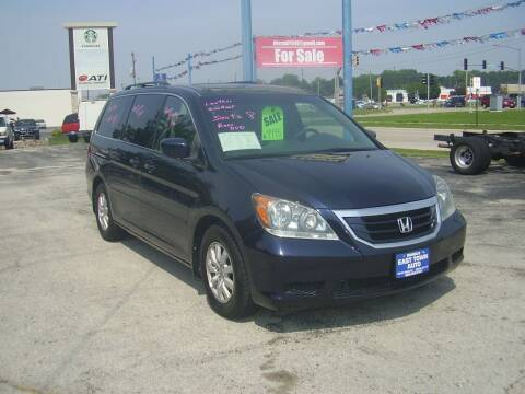 2008 Honda Odyssey for sale at East Town Auto in Green Bay WI