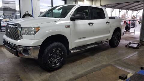 2012 Toyota Tundra for sale at Moores Auto Sales in Greeneville TN