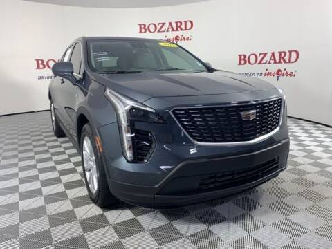2021 Cadillac XT4 for sale at BOZARD FORD in Saint Augustine FL
