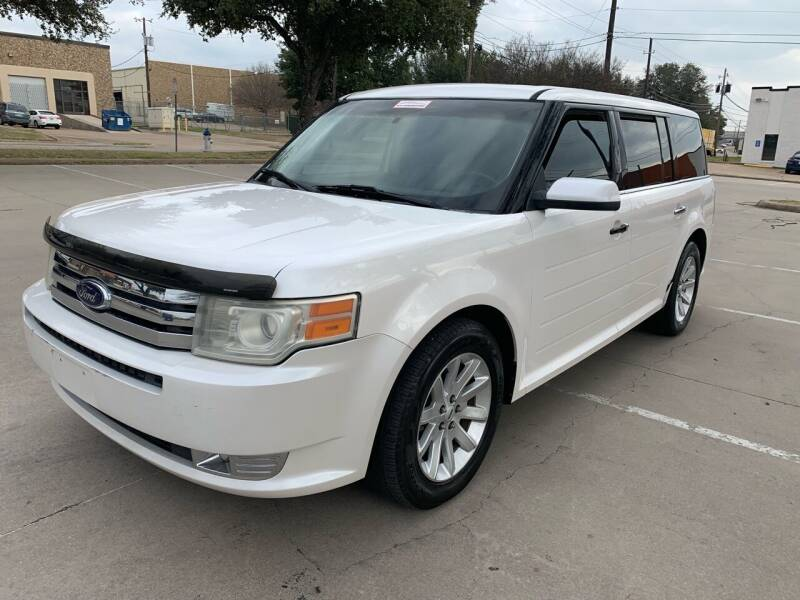 2009 Ford Flex for sale at Vitas Car Sales in Dallas TX