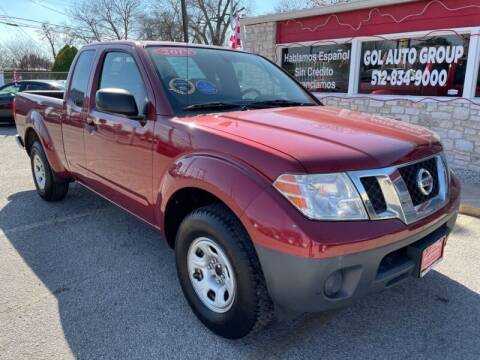 2013 Nissan Frontier for sale at GOL Auto Group in Austin TX