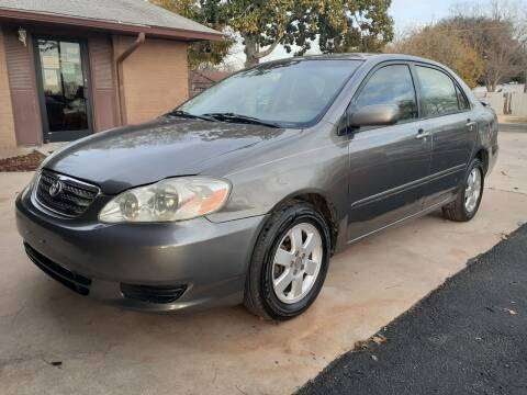 2006 Toyota Corolla for sale at John 3:16 Motors in San Antonio TX